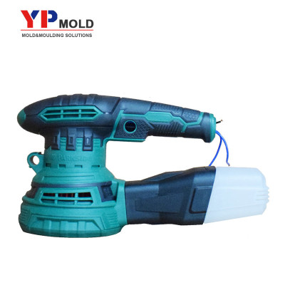 abs overmolding double color mould