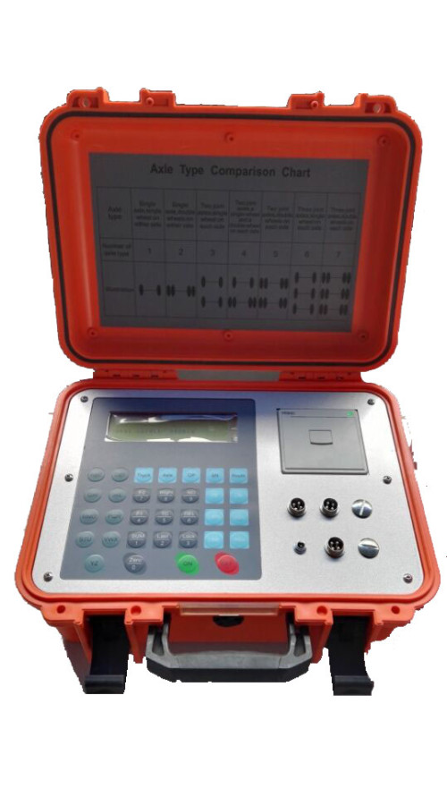 IN-PT012 Dynamic Portable Truck Scale