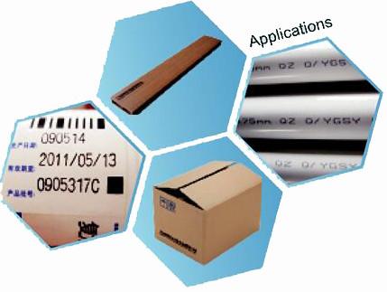 High Resolution China Factory NANOJET-II HP Tij 2.5 Tech Thermal Inkjet Printer Replace Normal China Cij IN-TIJ002