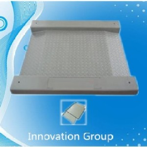 IN-FL018 0.3t to 2t Ultr-low Platform Floor Scale for durable and accurate weigh
