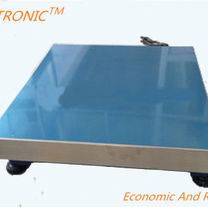 Accurate Industrial Weighing Scales 30kg - 600kg With OMIL R60 Approved Load Cells