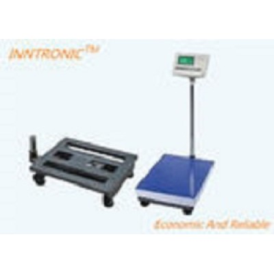 Pipe Frame Platform Bench Scale 350x400mm 150kg With Rechargeable Battery Inside