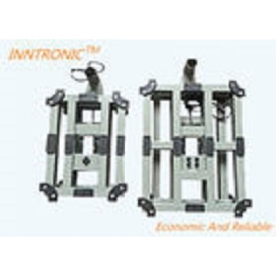 Mild Steel Industrial Weighing Scales , Floor Weight Scale 220V 50Hz / 110V 60HZ