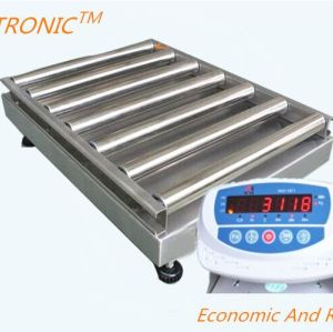High Strength Conveyor Scale OIML C3 C5 With 2.4G Wireless Indicator