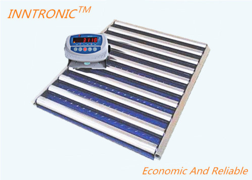High Precision Wireless Roller Conveyor Scale Built - In Switch Power Supply Optional