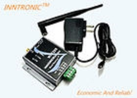 Ethernet RS485 TO WIFI Module 12V 1A DC Power Supply Low Power Consumption