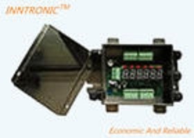 Durable Weighing Indicator Controller , Delicate Structure Digital Weight Transmitter