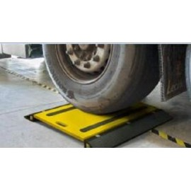 INPT-S001-Bseries  S001 wireless portable truck scale for measure axle weight