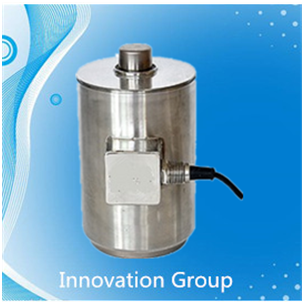 CL012 20K50K100K200Klb Column Canister Compresion  Load Cell for truck scale