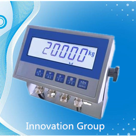 IN-420-2 and 4-20mA weighing controller for batching scale silo scale