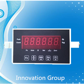 IN-420-P1 force controller for batching scale silo scale