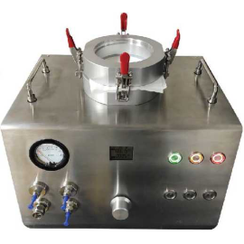 JXPM-F003 Filter effect tester of melt blown fabric