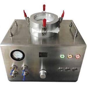 JXPM-F003 Filter effect tester of melt blown fabric