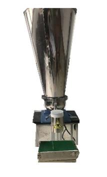 Fully Automatic 1KG/ 0.1g powder packaging machine Chemical powder tank powder loader