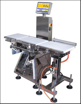 Automatic online check weigher