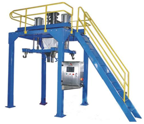 Automatic ration bag packing machine