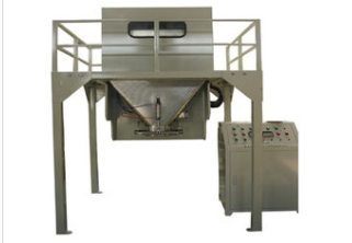 Double scale computer quantitative particle packing scale