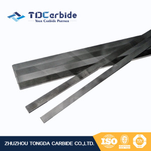 K10 tungsten carbide square strips bar for cutting tool with CE certificate