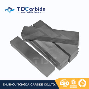 solid carbide strip and bar manufacturer/cemented carbide strips for sand making machine