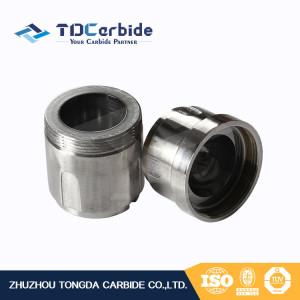 Custom made WC Jars Tungsten carbide grinding jars Ball Mill Jar