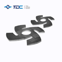 Factory direct selling Tungsten Carbide grinding dispersion plate,carbide disc blade