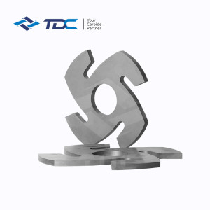Factory direct YG6 carbide dispersion plate ISO quality assurance