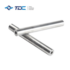 Single-hole round rods, carbide single-hole rods, alloy round rods, round rods