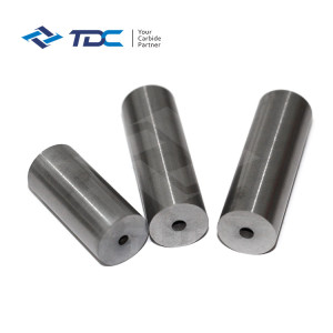Double-hole round rod, alloy round rod, carbide round rod, round rod production, custom round rod
