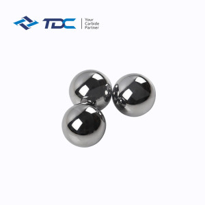 Dia10mm Tungsten Carbide Lab Planetary Ball Mill Grinding Media Balls