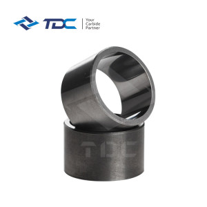 NEW design Carbide cartridge throttle valve seat, high hardness erosion-resistant wear-resistant corrosion-resistant