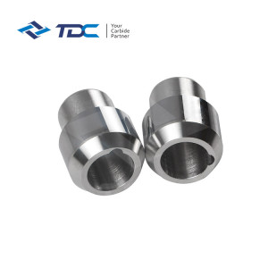 2018 High Precision Cemented Tungsten Carbide Motor Shaft Sleeve Wear Parts