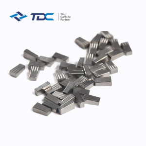 YG8 Polished tungsten carbide tire nail
