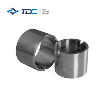 High precision tungsten Carbide Wear Resistant Thread Bushing/Sleeve/Sleeve Bearing