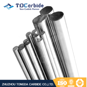 Carbide round bar