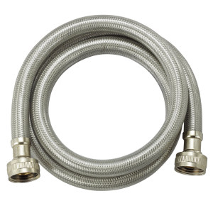 OD 15.5MM Flexible stainless steel washing machine water inlet braided hose