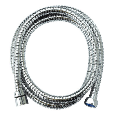 Flexible Double Locker Shower Head Water Hose Replacement Stainless Steel Hose 72''
