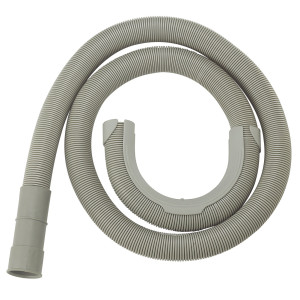 Washing machine connector PE discharge hose Corrugated hose