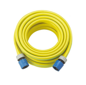 pvc reinforced garden hose with plastic hose connector