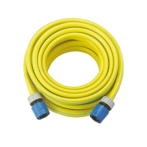 pvc reinforced garden hose with plastic hose connector