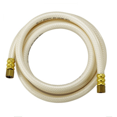 Certified Appliance Poly-Flex Ice Maker Hose 4FT