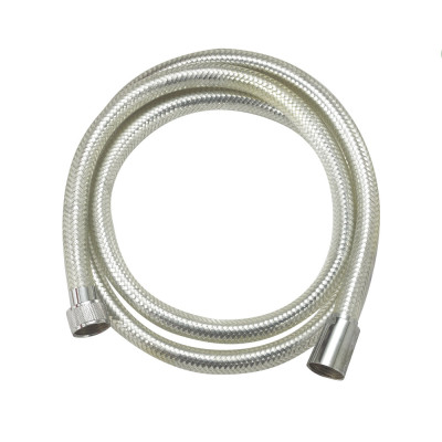 Aluminum foil braided flexible reinforced PVC shower hose