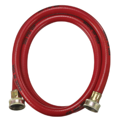 PVC reinforced washing machine water inlet hose