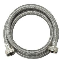 OD 13.5MM 304 stainless steel braided washing machine inlet hose