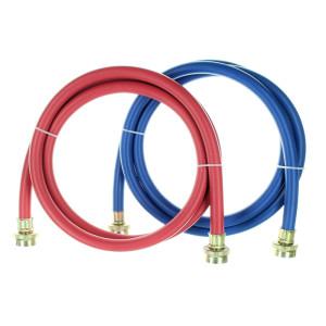 Color coated rubber washing machine hose
