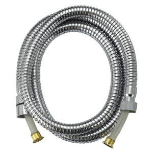Flexible Brass/stainless steel Shower Head Water Hose Replacement Hose