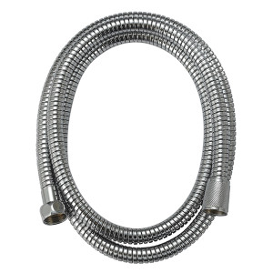 Extra-long handheld replacement anti-twist stainless steel metal shower hose