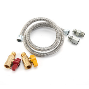 Flexible Gas appliance Connector CSA Approved