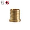 2 Inch PEX Plug End Cap Brass Lead Free
