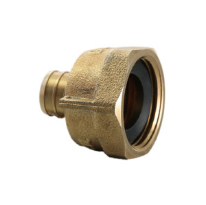 3/4 Inch PEX Water Meter Fitting Meter Coupling