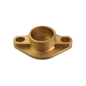 1-1/2 Inch×2 Inch Reducing Oval Solder Flange